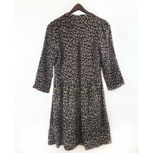 Anthropologie Dresses - Maeve By Anthropologie Juno Print Dress Size XS